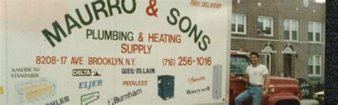 Maurro Sons Plumbing by Maurro And Sons Plumbing And Heating Supply Inc