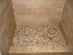 river shower floor new jersey custom tile