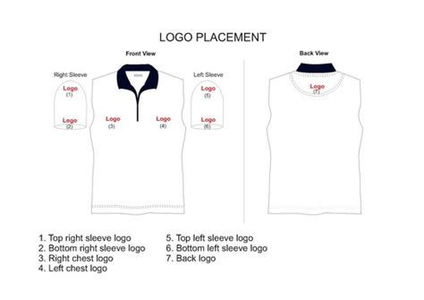 layout logo placement premiumlink