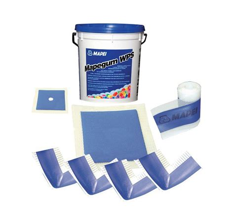 Waterproofing Mapelastic by Mapei Waterproofing Kit Wall And Floor Waterproofing