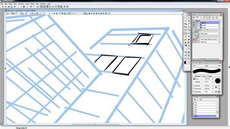 paint tool sai perspective ruler 134 best studio tutorials images on