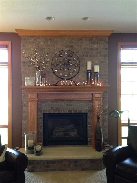 fireplace decor ideas for the home