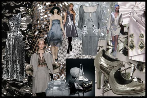 Fall 2008 Trend Gray And Purple by Fashion Trend Mood Board Www Pixshark Images