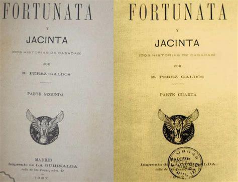 libro fortunata y jacinta fortunata y jacinta wikipedia la enciclopedia libre