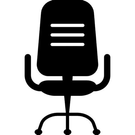 gratis ufficio sedia da ufficio silhouette scaricare icone gratis