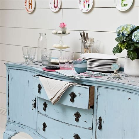 shabby chic sideboard dining room sideboard