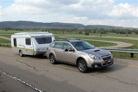 Subaru Outback Towing by Subaru Outback Towcar Of The Year