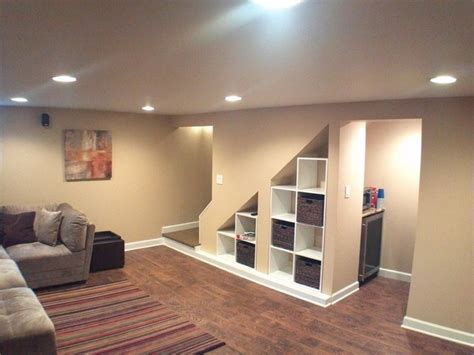 wilmette basement rec room traditional basement