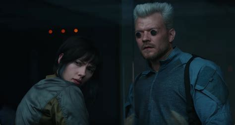 film ghost in the shell full movie new poster and footage from ghost in the shell starring