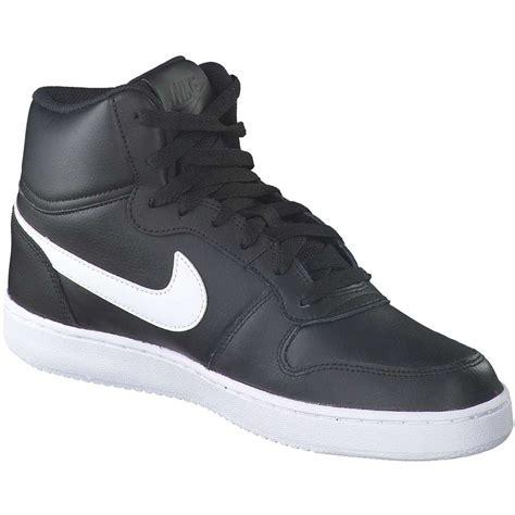 nike sportswear ebernon mid sneaker schwarz