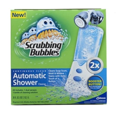 scrubbing bubbles bathtub cleaner shop scrubbing bubbles 34 oz shower bathtub cleaner at