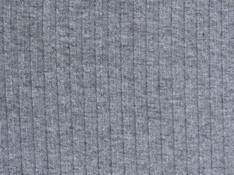 grey knit fabric unexpensive grey melange rib knit fabric on
