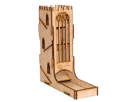 buy dice towers dice tower castle boardgamebliss inc
