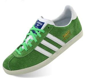 new adidas gazelle og q23178 green adidas originals casual shoes sneakers ebay
