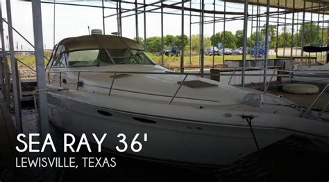 sea ray boats lewisville texas sea ray 330 sundancer for sale in lewisville tx for