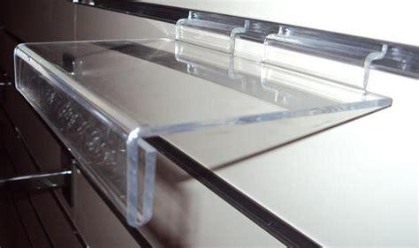 mensole plexiglass mensole in plexiglass taglio laser