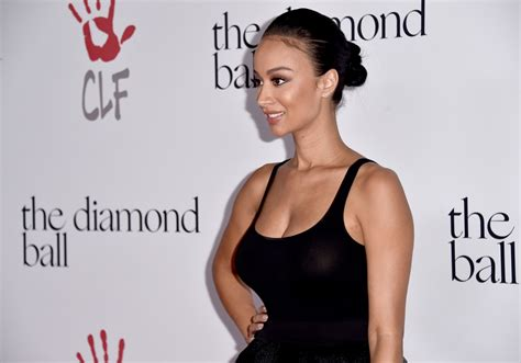 are drea and orlando still together draya michele pregnant basketball wives la star expecting