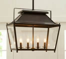 pottery barn style lighting choosing a hanging lantern pendant for the kitchen