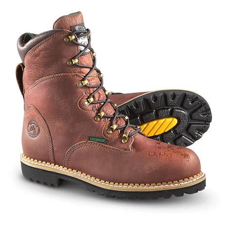 george boots s boot hammer waterproof steel toe boots