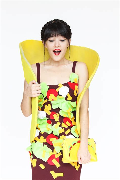 diy costumes from bananas to tacos these 50 food costumes are easy to diy