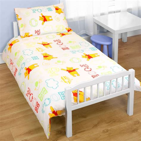 childrens cot bed junior toddler duvet cover new ebay