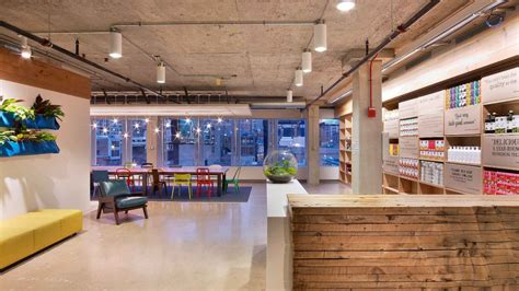 Foodst Office by Whole Foods Projects Gensler