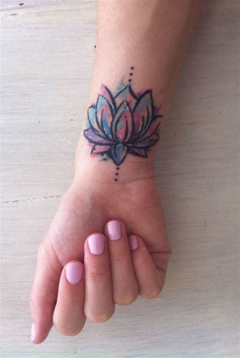 popular wrist tattoos 100 most popular lotus tattoos ideas for lotus