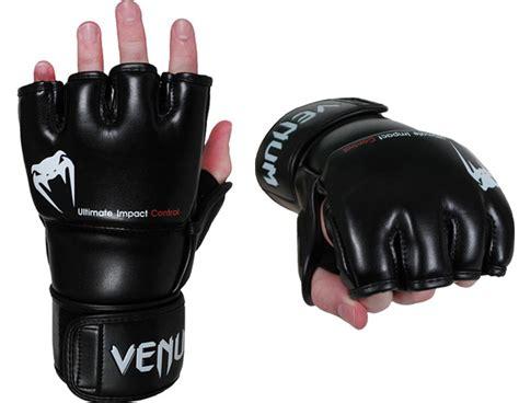Venum Impact Mmacombat Glove Black venum impact skintex mma fight gloves