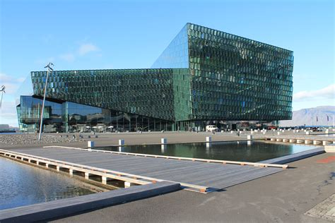 Architectural Plans by File Harpa Jpg Wikipedia