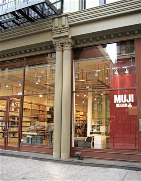 Muji Soho | muji stores new york