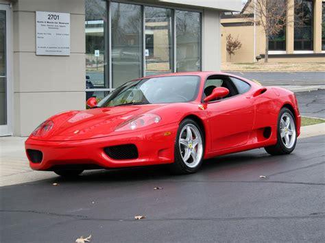 ferrari coupe 2004 ferrari 360 f1 coupe