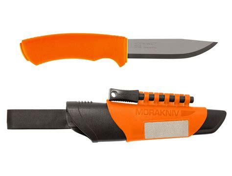 bushcraft mora knife mora bushcraft survival knife cervanculture