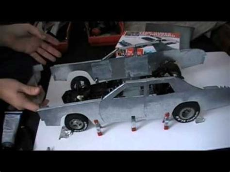 How To Make A Model Car Out Of Paper - how to make a sheet metal rc car part 4