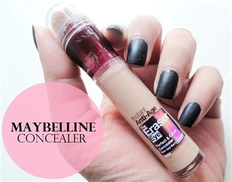 Maybelline Instant Age Rewind Concealer Review maybelline instant age rewind eraser circles