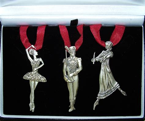 pictures on sterling silver christmas tree decorations
