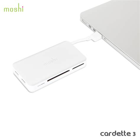 Moshi Cardette Memory Card Reader Review by Moshi