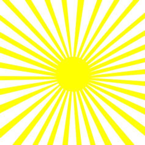 yellow line pattern yellow sun burst pattern free clip art
