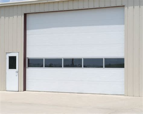 Commercial Overhead Garage Doors What Steel Doors Resist Toronto