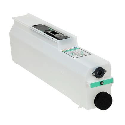 wasted mp ricoh mp c6502sp waste toner container genuine g2658