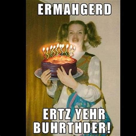 Girl Birthday Meme - 50 best happy birthday memes 5 birthday memes