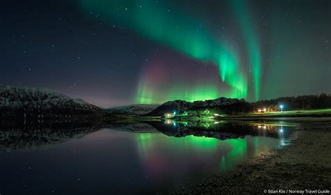 where can the northern lights be seen how to see the northern lights in norway northern lights