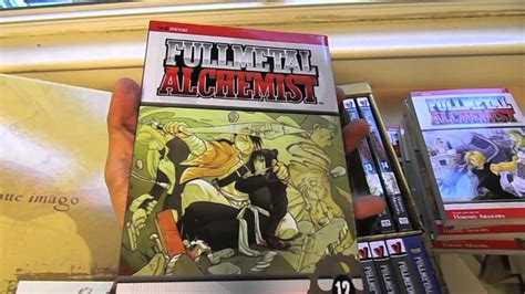 fullmetal alchemist box set metal alchemist complete box set unboxing