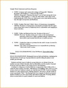 Essay On How Maths Is Related To Other Subjects by 7 Thesis Statement Exles For Essays Authorization Letter
