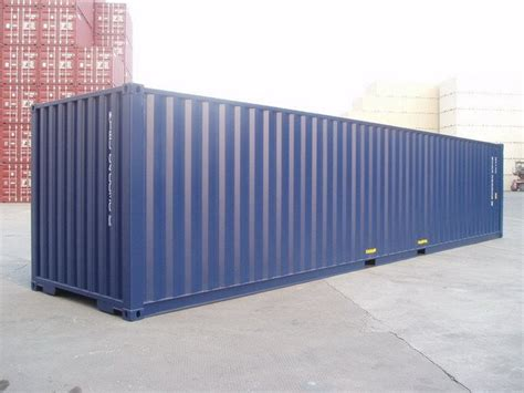 40 foot storage container for sale 40 dv ral 5013 shipping containers