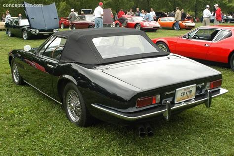 1969 Maserati Ghibli by 1969 Maserati Ghibli At The Concours D Elegance At Ault Park