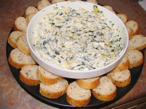 artichoke spinach dip from olive garden recipe food