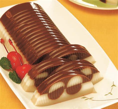 cara membuat puding zebra roti tawar resep puding coklat roti tawar special resep hari ini