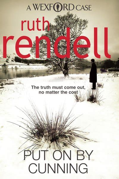 put on by cunning by ruth rendell penguin books australia