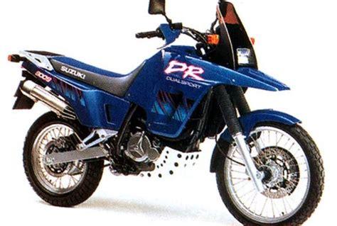 Suzuki Dr800 1992 Suzuki Dr Big 800 S Reduced Effect Moto Zombdrive