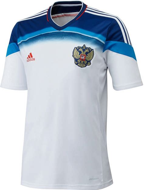 Jersey Rusia Away Official russia 2014 world cup kits released footy headlines